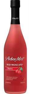 Arbor Mist Red Moscato Cherry 750ml - Case of 12